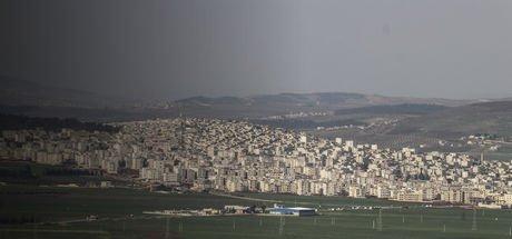 Afrin'de sabaha karşı operasyon hazırlığı
