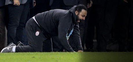 Fenerbahçe - Galatasaray maçının perde arkası: Hasan Şaş kendinden geçti!