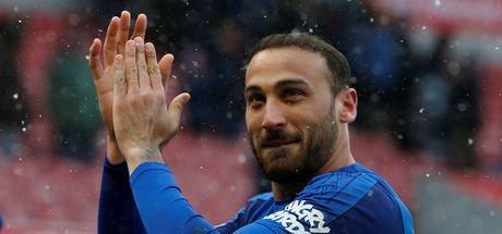 Cenk Tosun yine golünü attı! Cenk Tosun, Stoke City maçında 2 gol attı! İşte Cenk Tosun'un golleri!