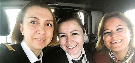 uçak kazasında hayatını kaybeden 3 kadın pilotun hikayesi