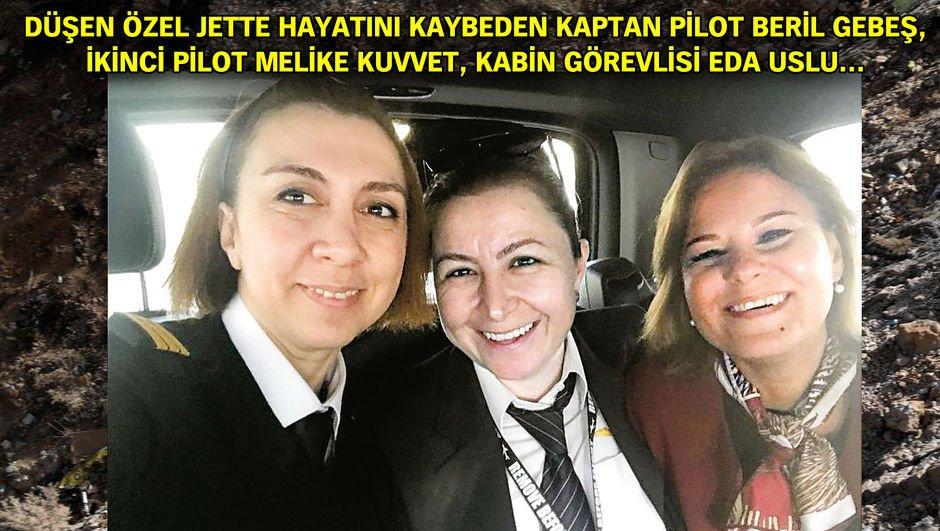 3 kadın, 3 öykü, aynı kader