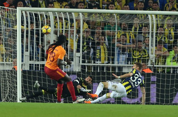Fenerbahçe: 0 - Galatasaray: 0 MAÇ ÖZETİ - FB GS derbisi nefesleri kesti!