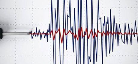 Manisa'da 3.5 büyüklüğünde deprem