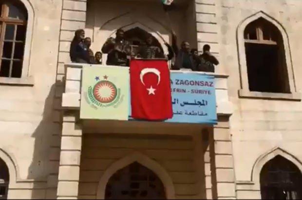 """TSK paylaştı: """"Afrin'den yeni görüntüler"""""""