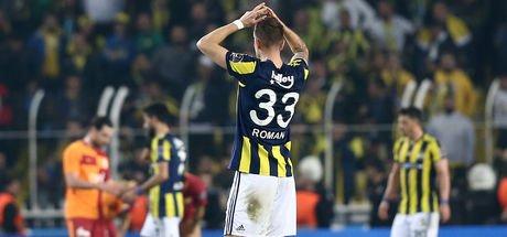 Fenerbahçe - Galatasaray maç özeti! FB GS derbisi nefes kesti!