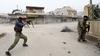 Afrin kent merkezinde yoğun bombardıman ve çatışmalar