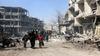 Rusya: 20 binden fazla sivil bu sabah Doğu Guta'dan ayrıldı