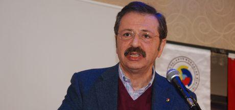 TOBB Başkanı Hisarcıklıoğlu: Şirket kurmak kolaylaştı