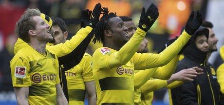 Borussia Dortmund - Hannover 96 MAÇ ÖZETİ