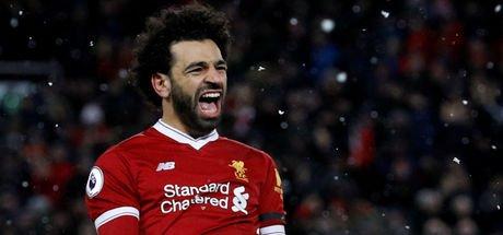 Mohamed Salah tarih yazıyor!