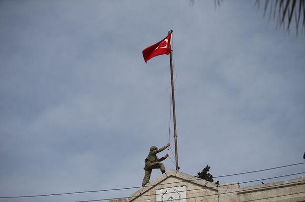 Afrin son dakika! Özel kuvvetler Afrin kent merkezinde! Afrin'de son durum!