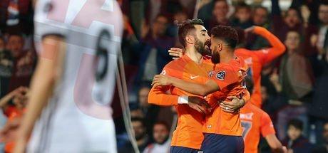 Başakşehir: 1 - Beşiktaş: 0   MAÇ ÖZETİ