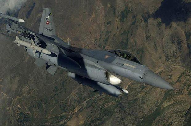 Terör örgütü PKK'nın terör kamplarına yönelik operasyon