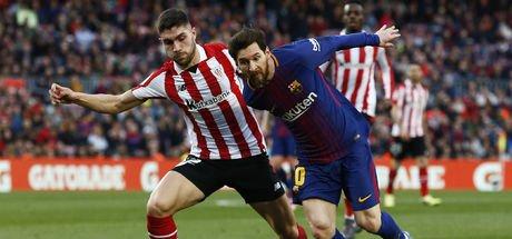 Barcelona - Athletic Bilbao MAÇ ÖZETİ