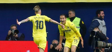 Atletico Madrid'i Villarreal maçında Enes Ünal yıktı!