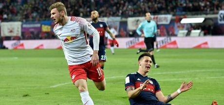 RB Leipzig - Bayern Münih MAÇ ÖZETİ