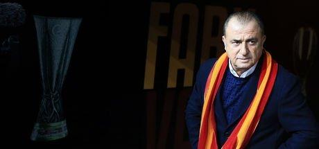 Galatasaray'da Fatih Terim farkıyla Fenerbahçe maçı...