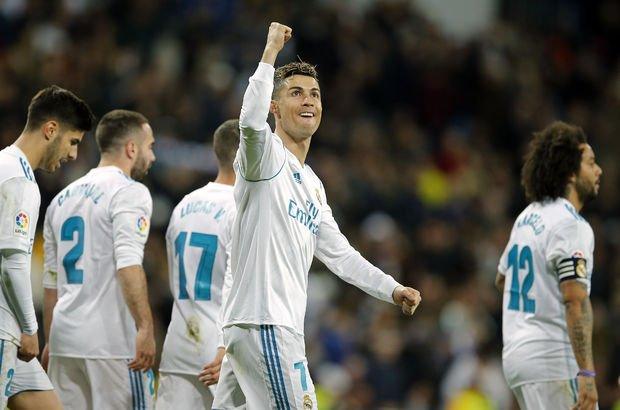 Ne yaptın Real, ne yaptın Ronaldo!