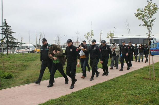 Türkiye'deki uyuşturucu organizasyonunun 8 önemli ismi yakalandı
