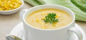 Mısır çorbası nasıl yapılır? Mısır çorbası tarifi ve malzemeleri...