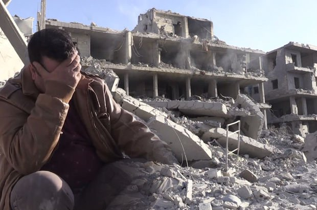 Afrin'de hain saldırı! 7 sivil, 4 ÖSO mensubu hayatını kaybetti