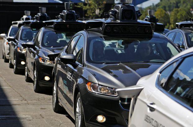Toyota, Uber'in otonom sürüş sistemine talip oldu