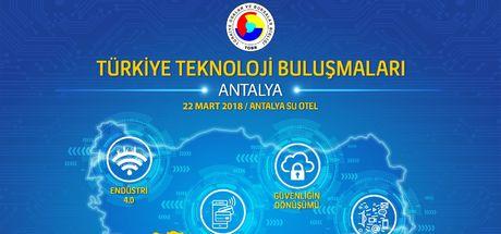 Teknoloji Buluşmaları'nın 58. Durağı Antalya!