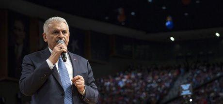 SON DAKİKA! Başbakan Yıldırım'dan Afrin Harekatı açıklaması
