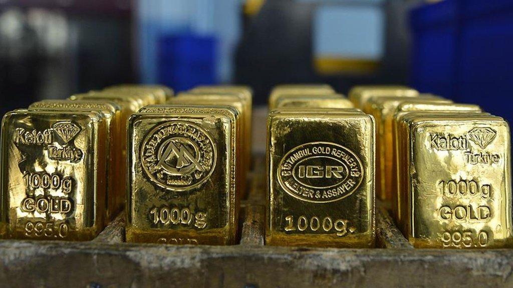 Altın fiyatları bugün ne kadar oldu?