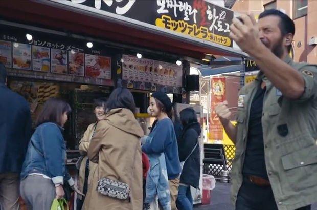 Hayrettin Japonya'da