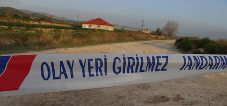 Denizli'de kadın cesedi bulundu