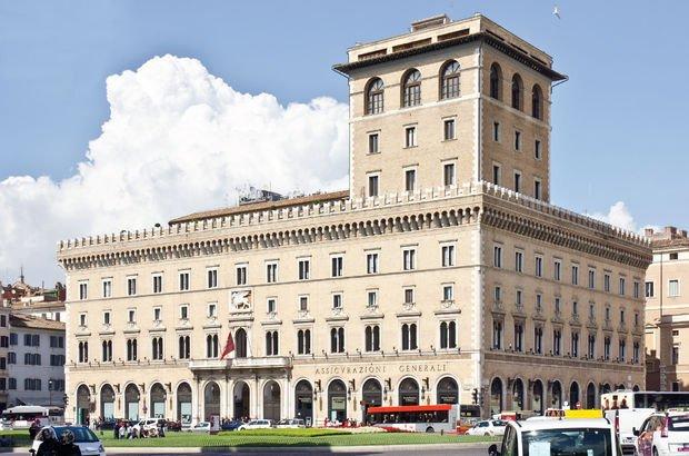 Dev sigorta şirketi Generali Türkiye'de faaliyet gösterecek