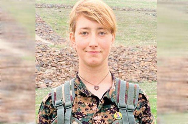 PKK'lı İngiliz terörist öldü