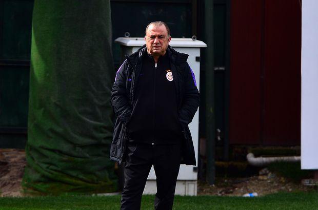 Galatasaray'da Fatih Terim'den futbolculara uyarı