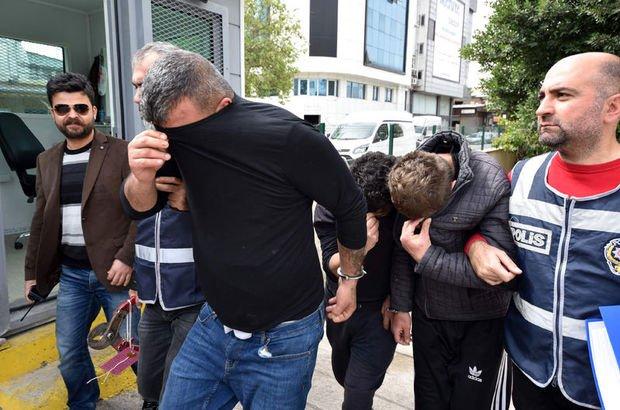 Antalya'da hırsızlıktan yakalanan zanlı suçlamayı kabul etmedi