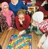 Eyüpsultan Belediyesi, kadınlar için birçok oyunun yer aldığı Akıl ve Zekâ Oyunları Atölyesi