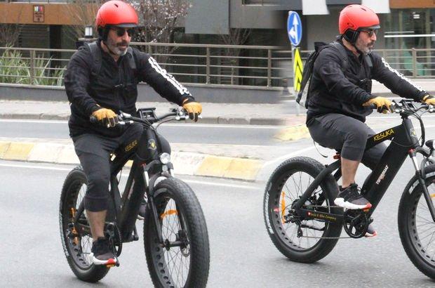 Cem Yılmaz formunu bisiklete borçlu - Magazin haberleri