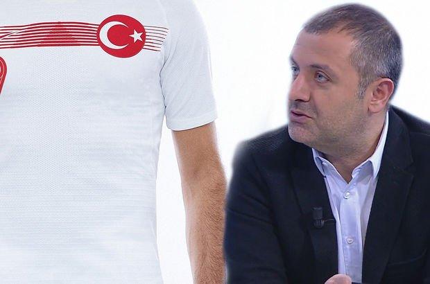 Mehmet Demirkol'dan Milli Takım'ın yeni formasına sert tepki!