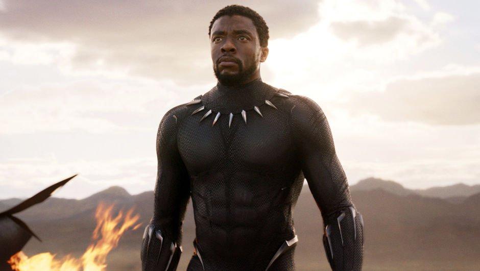 Black Panther, 5 haftadır birinci!