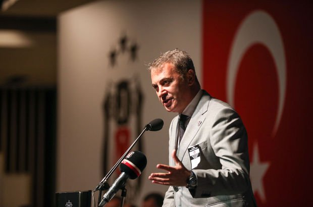 Beşiktaş Başkanı Fikret Orman'dan şampiyonluk açıklaması
