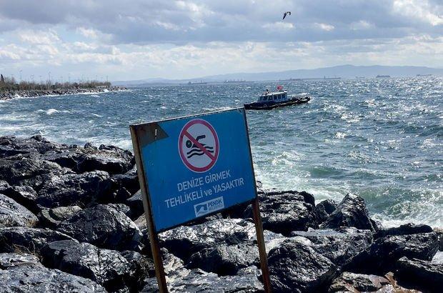 Pendik sahilinde görülen ceset deniz polisi tarafından çıkarıldı