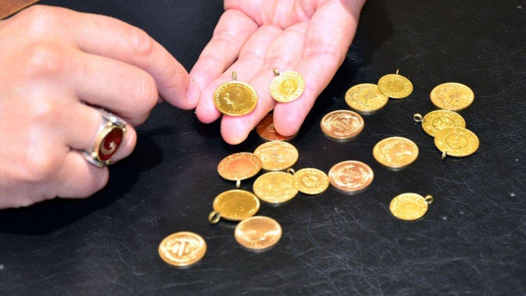 Altın fiyatlarında son veriler geldi