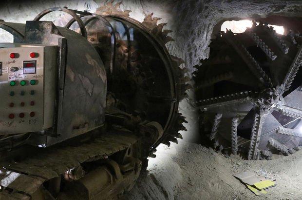 Son Dakika: Afrin'de terör örgütünün açtığı tüneller bulundu! Gelişmiş teknolojiye sahip