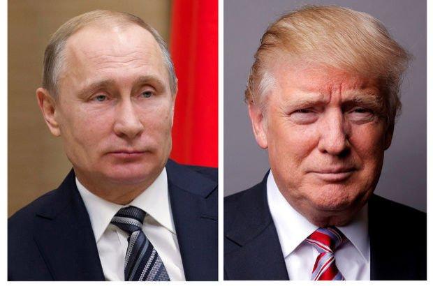 Putin ve Trump telefonla görüştü