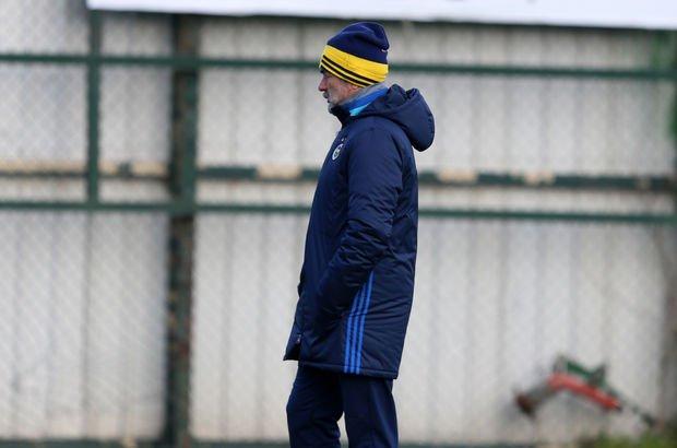 Fenerbahçe'de Kayserispor mesaisi başladı