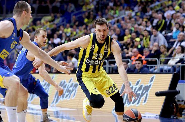 Fenerbahçe, Maccabi'yi devirdi! Fenerbahçe Maccabi maç özeti