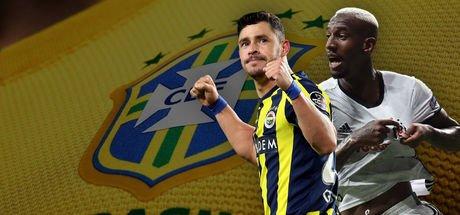Giuliano ve Talisca, Dünya Kupası kadrosunda olacak mı?