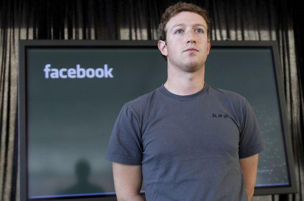 AB ve ABD Facebook'un kurucusu Zuckerberg'in ifadesini istedi