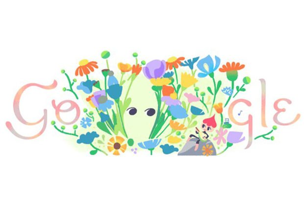 Bugün İlkbahar Ekinoksu! Google'dan sürpriz...