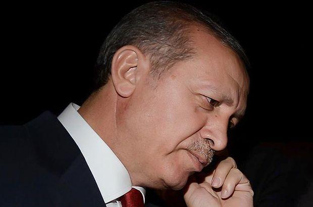 Cumhurbaşkanı Erdoğan, Ekmeleddin İhsanoğlu'nu aradı